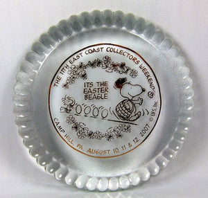 2007 East Coast Collectors Glass Paperweight/Coaster - ON SALE!