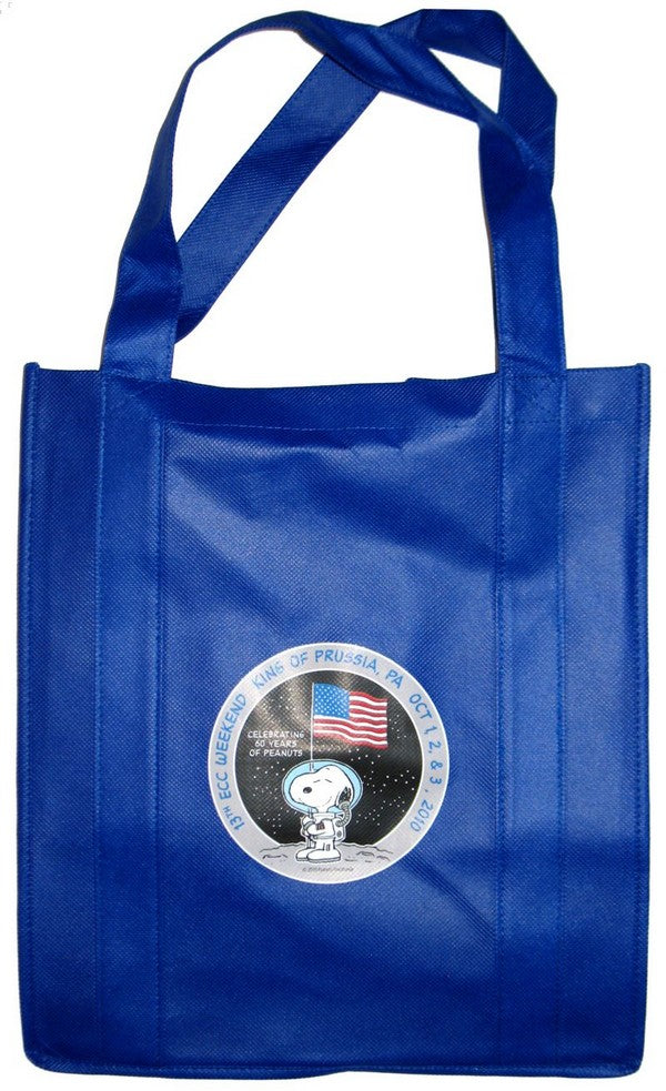 East Coast Collectors Tote Bag - 60th Anniversary - King Of Prussia PA (Oct. 2010)