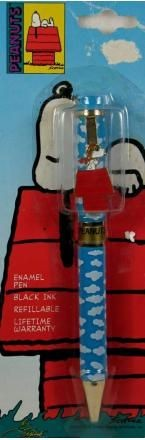 Flying Ace Enamel Pen