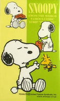 Mini Envelope and Sticker Set - Snoopy and Woodstock
