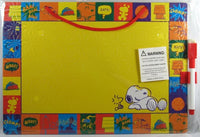Hanging Dry Erase Board With Marker - Snoopy and Woodstock