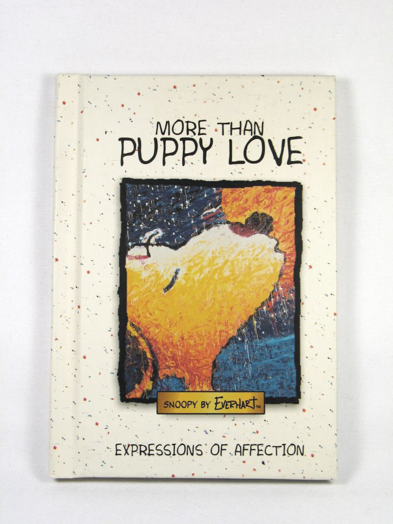 More Than Puppy Love Everhart Book - Expressions of Affection