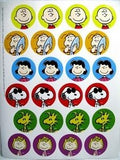 Peanuts Gang Stickers - REDUCED PRICE!