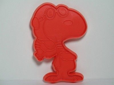 Flying Ace - RED/ORANGE Cookie Cutter