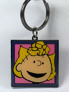 Big Face Key Chain - Sally