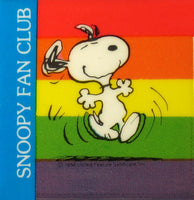Snoopy Fan Club Pin