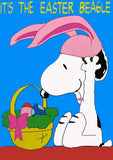 EASTER BEAGLE Flag