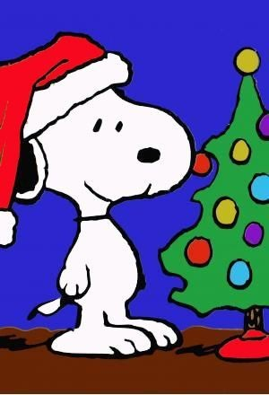 SNOOPY'S CHRISTMAS TREE Flag