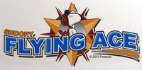 Flying Ace Sticker