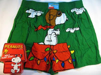 Flying Ace Boxers in Decorative Tin