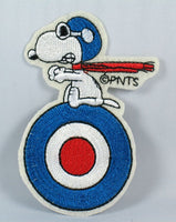FLYING ACE BULLSEYE PATCH - RARE!
