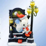 Square Enix Formation Arts Figurine: Snoopy Santa
