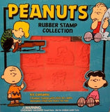 Peanuts Rubber Stamp Collection