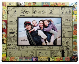 60th Anniversary Peanuts Gang Picture Frame