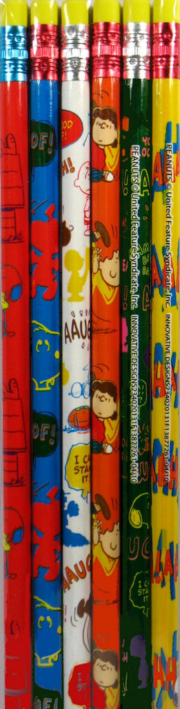 Peanuts Gang Pencil Set