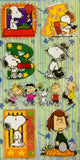 Peanuts Gang Vinyl-Covered Stickers