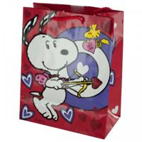 Snoopy and Woodstock Valentine's Day Gift Bag