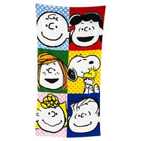 Peanuts Beach Towel - The Gang