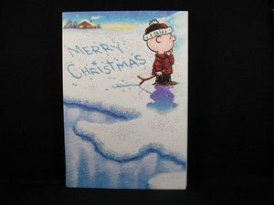 Christmas Card - Charlie Brown