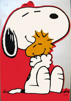 GIANT Snoopy Friendship and Concern Card