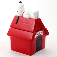 Snoopy's Doghouse Cookie Jar