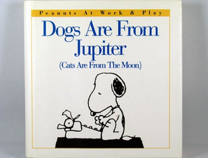 Hallmark Hardback Book: Dogs Are From Jupiter