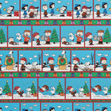 Peanuts Gang Christmas Gift Wrap Roll - 40 Sq. Feet!