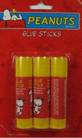Snoopy Glue Sticks