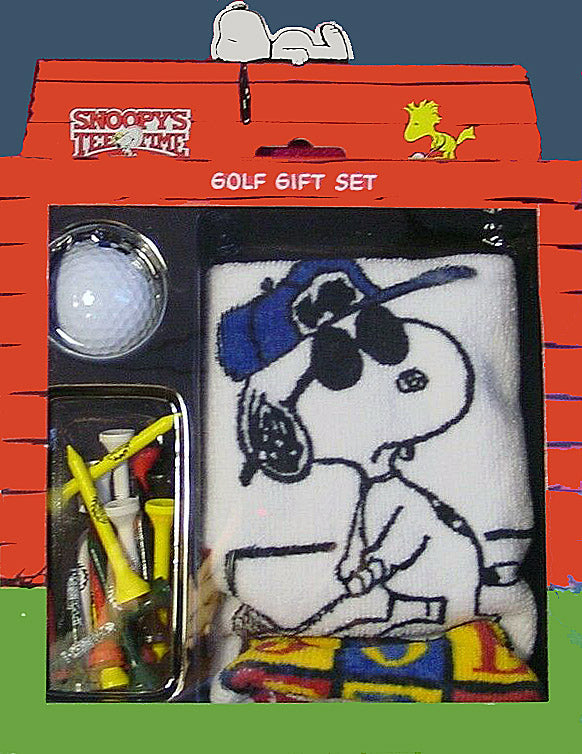 Joe Cool Golf Gift Set