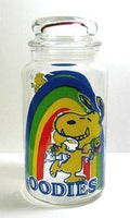 Snoopy Rainbow Goodie Jar