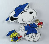 SNOOPY GRADUATE PATCH