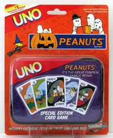 Great Pumpkin Spec. Ed. UNO Playing Cards in Collectible Tin