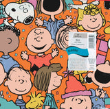Peanuts Gang Party Vintage Gift Wrap
