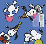 Snoopy Vintage Gift Wrap