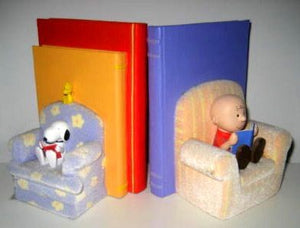 Hallmark Bookend Set: By The Book