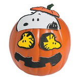 Peanuts Halloween Pumpkin Stick-On Decorations