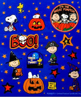 It's The Great Pumpkin Stickers