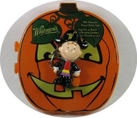 Charlie Brown Halloween Candy Box and PVC Key Chain