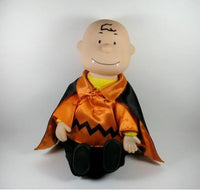 Charlie Brown Vampire Rubber Doll - *MUSIC & MOTION NO LONGER WORK