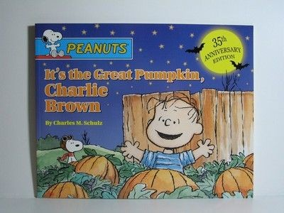 It's The Great Pumpkin, Charlie Brown (35th Anniv. Edition) Book