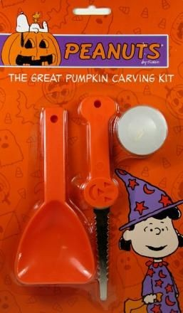Lucy Pumpkin Carving Kit