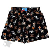 It's The Great Pumpkin Halloween Boxers