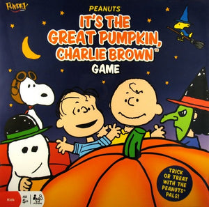 It's The Great Pumpkin, Charlie Brown Board Game