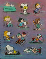 Peanuts Gang Activities Stickers