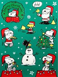 Snoopy Christmas Stickers