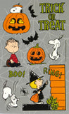 Trick Or Treat Glow-In-The-Dark Stickers