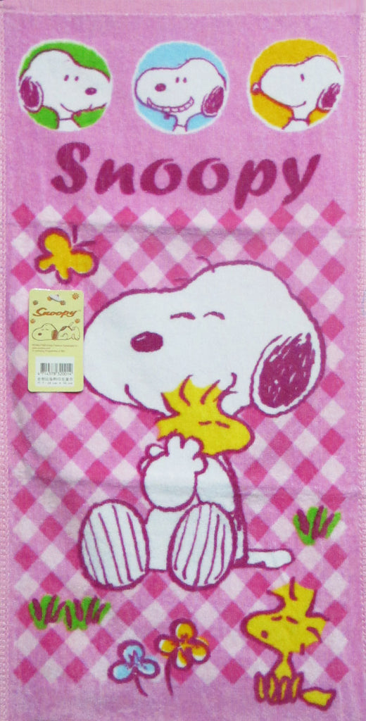Snoopy Imported Hand Towel