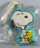 Hanging Pillow Doll - Snoopy and Woodstock