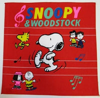 Snoopy and Woodstock Handkerchief