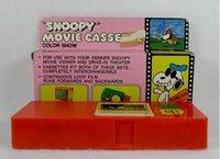 Sherlock Snoopy Hand-Held Movie
